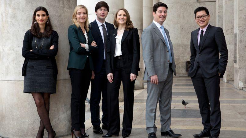 Jeunes chefs d'entreprise, institut Choiseul