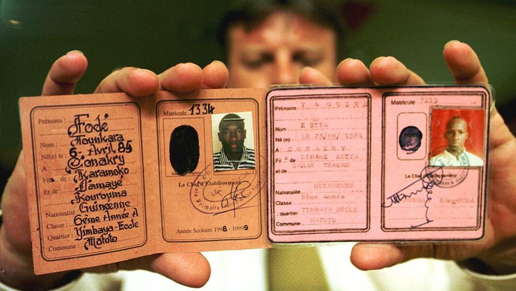Guinée: il y a vingt ans, Fodé et Yaguine s'envolaient pour fuir ...
